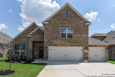 Cibolo Single Family Home New: 248 Calera Cove