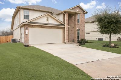San Antonio Single Family Home Active Option: 4703 Acacia Hill