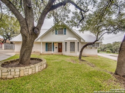 San Antonio Single Family Home New: 5138 Vance Jackson Rd