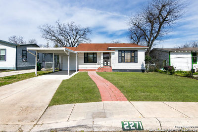 Single Family Home New: 2271 Hays St