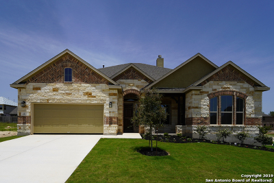 Boerne Single Family Home New: 137 Stablewood Court