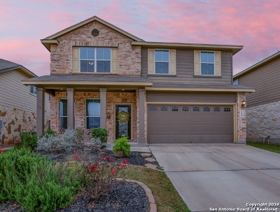 New Braunfels Single Family Home New: 248 Oak Creek Way
