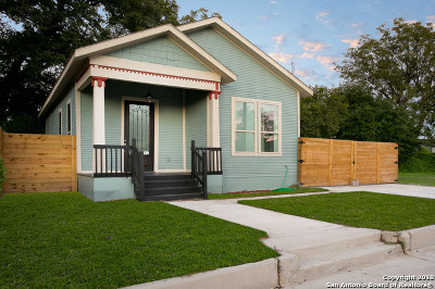 Single Family Home New: 415 Furnish Ave