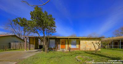 San Antonio Single Family Home New: 123 Galaxy Dr