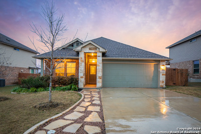 New Braunfels Single Family Home New: 2134 Dove Crossing Dr