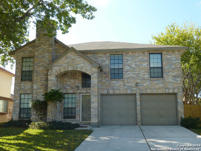 Schertz Rental New: 2409 Hidden Grove Ln