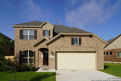 San Antonio Single Family Home New: 10538 Far Reaches Ln