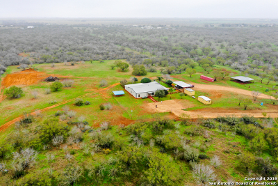 Atascosa County Farm & Ranch For Sale: 1150 Bluntzer Rd