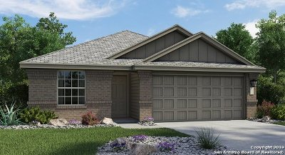 Single Family Home New: 6122 Travis Summit