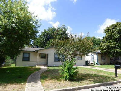 San Antonio Single Family Home New: 154 Allendale Dr