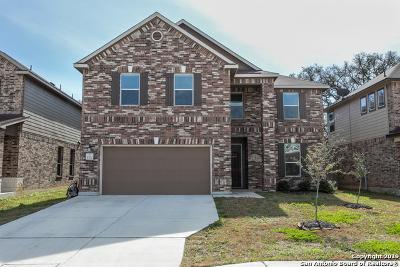 Single Family Home New: 4502 Sebastian Oak