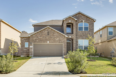 New Braunfels Single Family Home New: 2971 Nicholas Cove