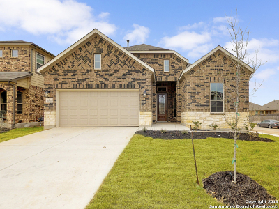 Single Family Home Price Change: 22523 Carriage Bluff