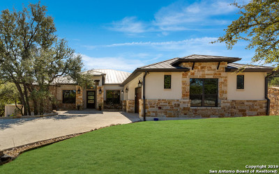 Boerne Single Family Home New: 136 Lake Front Dr