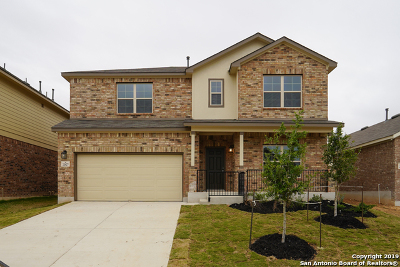 San Antonio Single Family Home New: 22627 Carriage Bluff