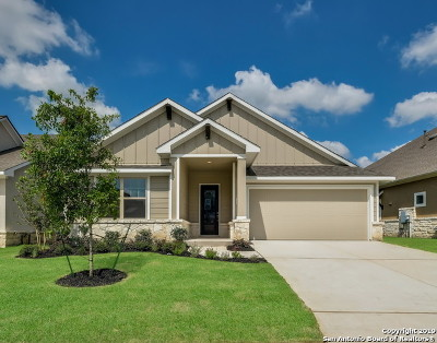 Schertz Single Family Home New: 8733 Stackstone