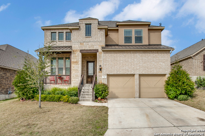 Bexar County, Kendall County Single Family Home New: 7915 Anza Run