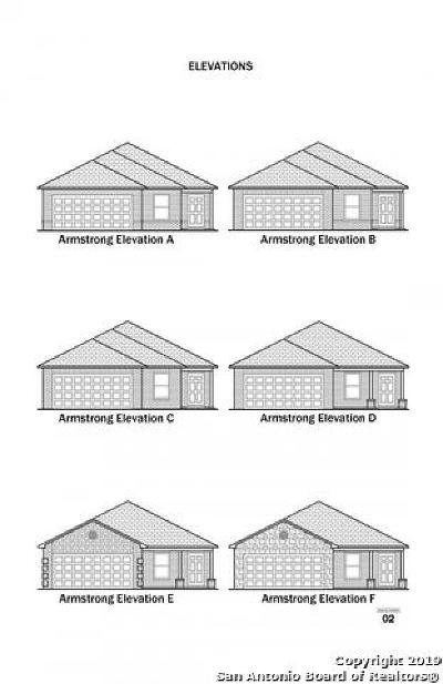 Single Family Home New: 15115 Dione Bend