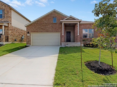 Single Family Home New: 22631 Carriage Bluff
