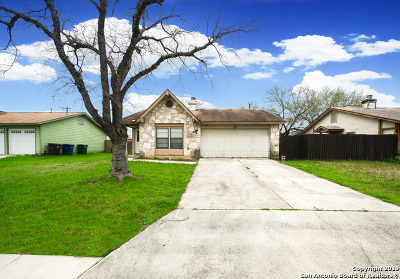 San Antonio Single Family Home New: 6011 Valley Stone