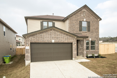 San Antonio Single Family Home New: 14603 Jocasta Dr