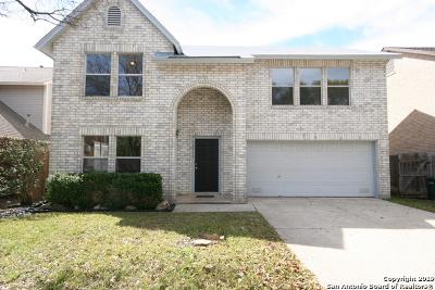 San Antonio Single Family Home New: 16515 Drum Oak