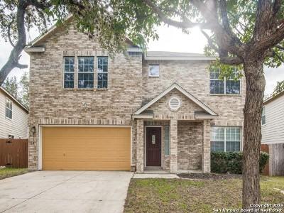 San Antonio Single Family Home New: 8718 Veranda Ct