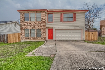 Single Family Home New: 10410 Cedar Village