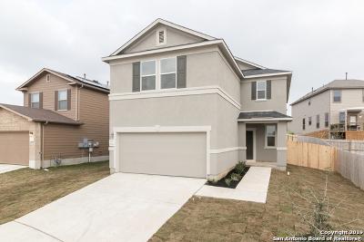 San Antonio Single Family Home New: 2106 Atlas Bend