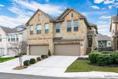 San Antonio Single Family Home New: 17323 Brachetto #17323