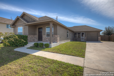 New Braunfels Single Family Home New: 508 Wind Murmur