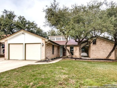 San Antonio Single Family Home New: 14615 Green Oaks Woods