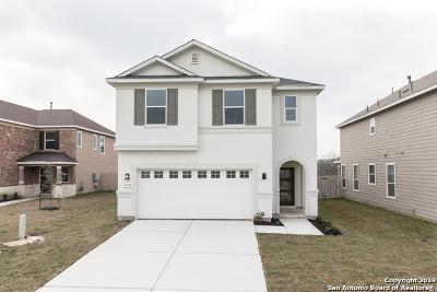 San Antonio Single Family Home New: 14214 Omicron Dr