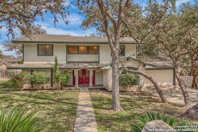 San Antonio Single Family Home New: 5414 Plantation