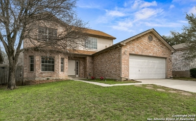 San Antonio Single Family Home New: 15726 Knollpine