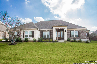 Castroville Single Family Home New: 402 Sweet Rose