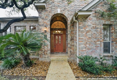San Antonio Single Family Home New: 17 Inwood Ridge Dr