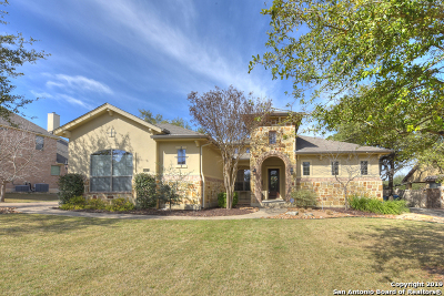 Boerne Single Family Home New: 10407 Star Mica