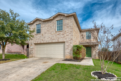 San Antonio Single Family Home New: 2710 Cedar Sound