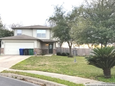 San Antonio Single Family Home New: 5347 Spring Day
