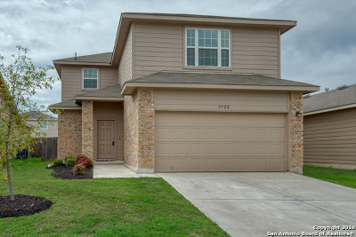 San Antonio Single Family Home New: 3522 Palmetto Pass