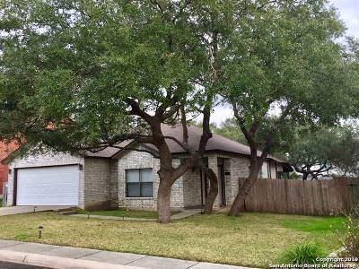 San Antonio Single Family Home New: 3426 Heather Bluff