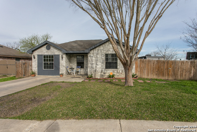 San Antonio Single Family Home New: 9006 Portside St