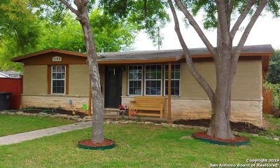 San Antonio Single Family Home New: 1152 Greer St
