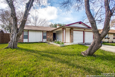 San Antonio Single Family Home New: 9506 Valley Dale St