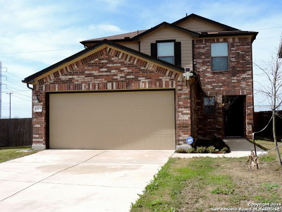 San Antonio Single Family Home New: 4303 Safe Harbor