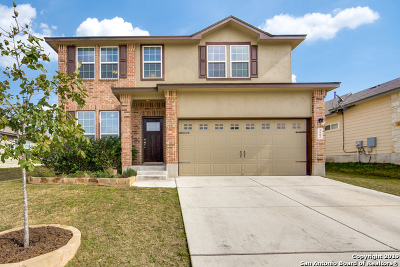 Comal County Single Family Home New: 322 Oak Creek Way
