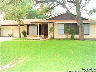San Antonio Single Family Home New: 2715 Northland Dr