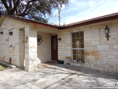 San Antonio Single Family Home New: 6514 Ambling St