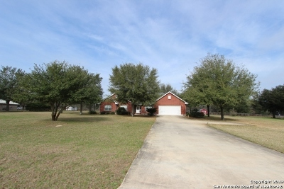Wilson County Single Family Home New: 89 Oak Fields Dr